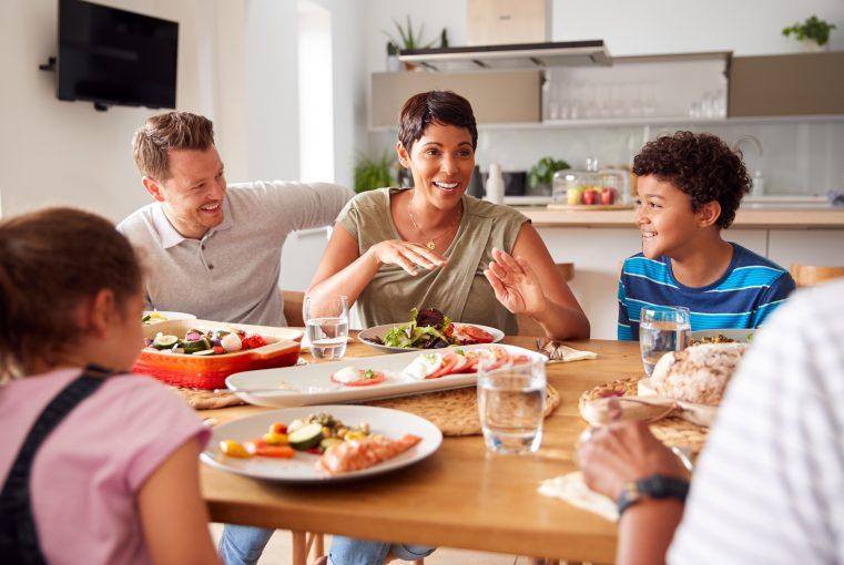Repas maison famille alimentation santé - Aprifel