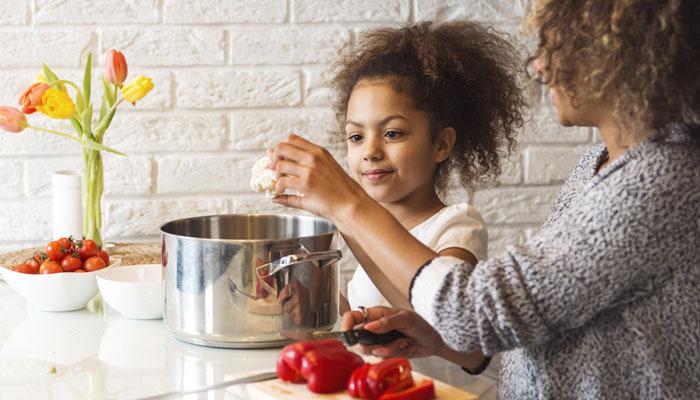 Cuisine sécurité alimentation