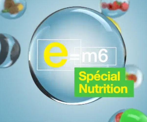 Aprifel parraine le programme «E=M6 spécial nutrition»