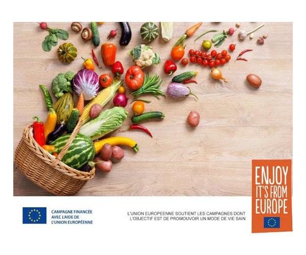 Invitation conférence internationale EGEA « Nutrition & santé : de la science à la pratique »