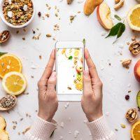 Composition nutritionnelle des fruits et légumes  : Aprifel propose un moteur de recherche par composant