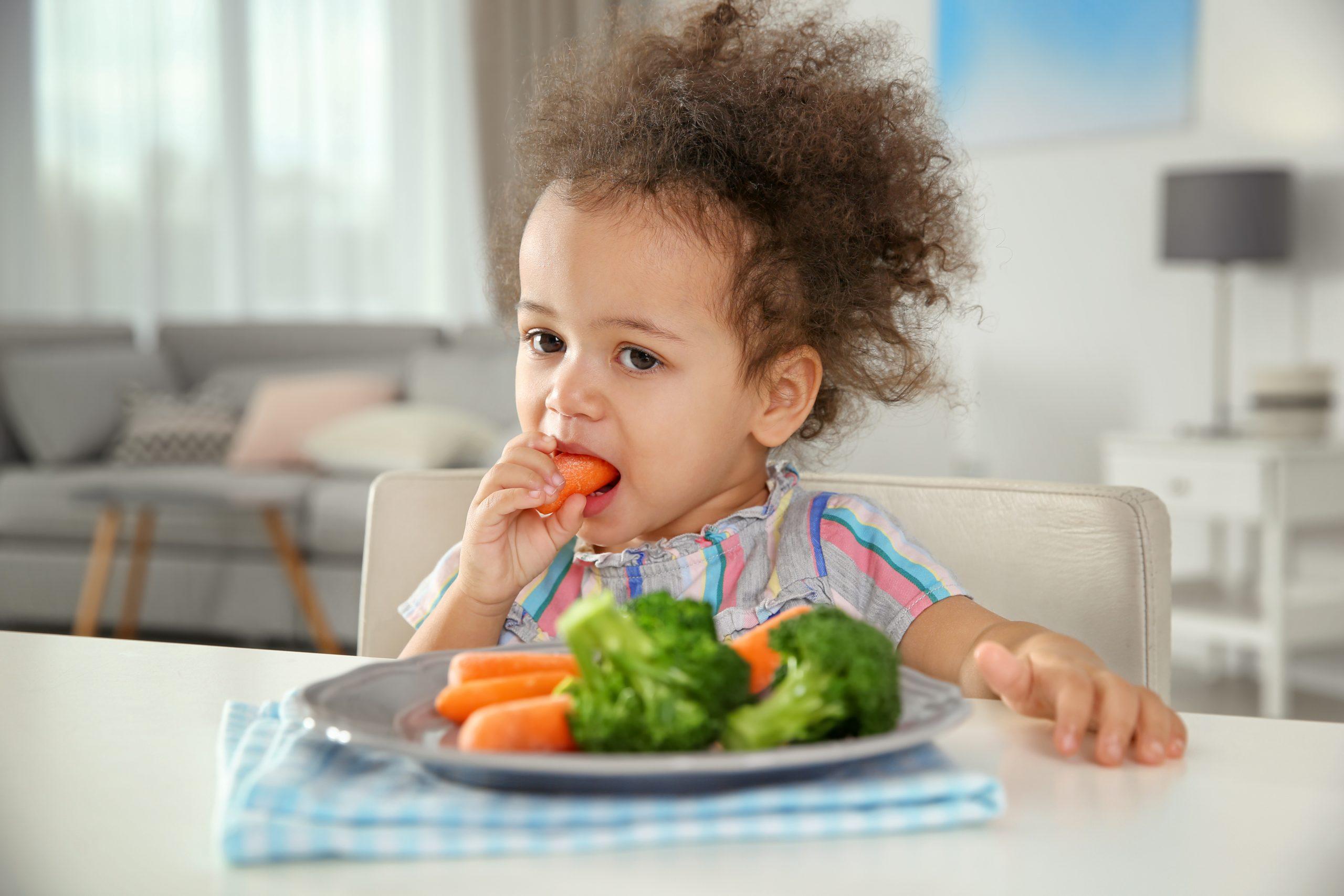 Consommation de fruits et légumes chez les enfants, obésité infantile
